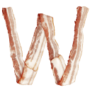 Bacon Font