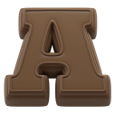 Chocolate Present Font