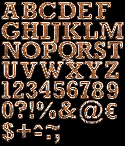 Cookie Classics sweet Font