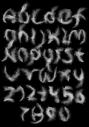 Feathera pile Font