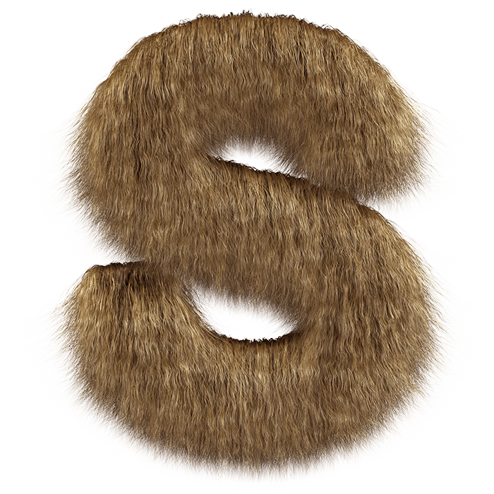 Hair Font