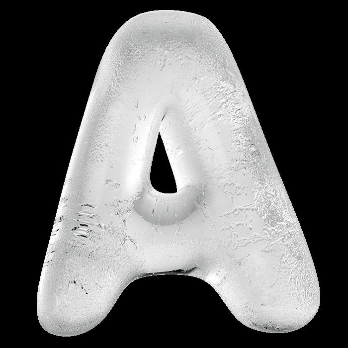 Ice Round Font