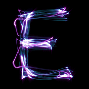 Light Neon Font