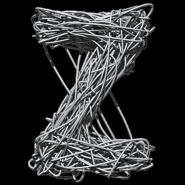 Metallic Web Font