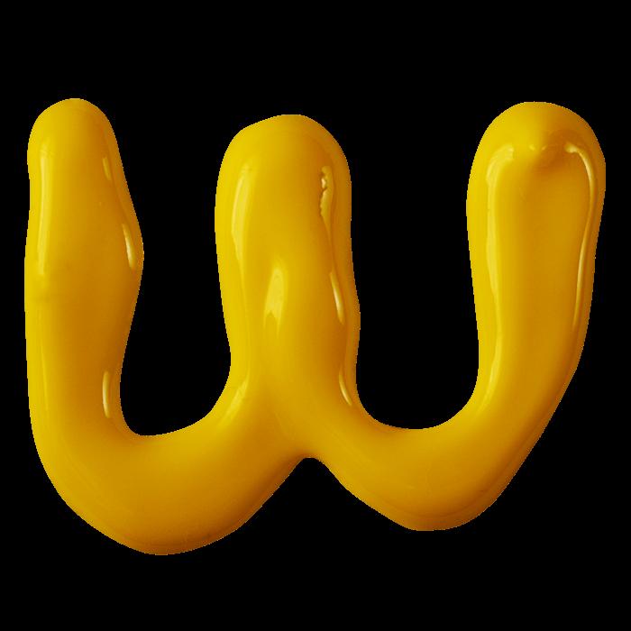 Oil Yellow Font