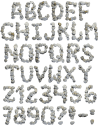 SPA Stones strong Font