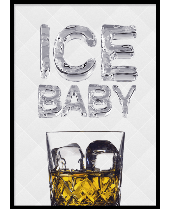 Smooth Ice drink Font
