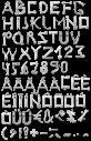 Tools metal Font
