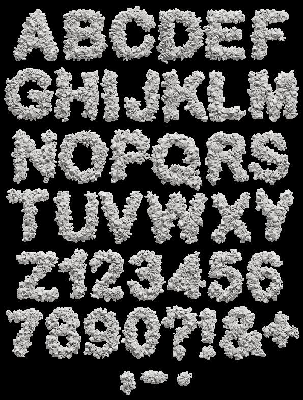 ABC modern Font