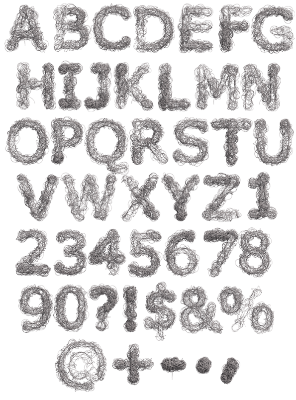 Clew wave Font