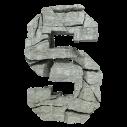 Concrete Rock Font