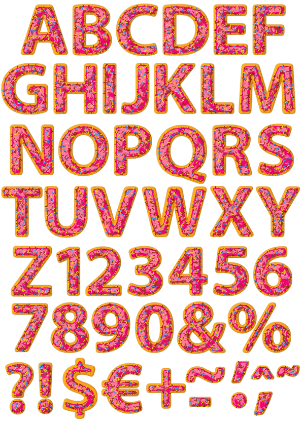 Donut sweet Font