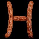 Grilled Sausages Font