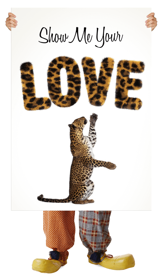 Leopard tropic Font