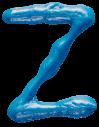 Oil Blue handmate Font