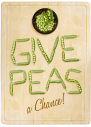 Peas nature Font