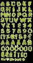 Salad green Font