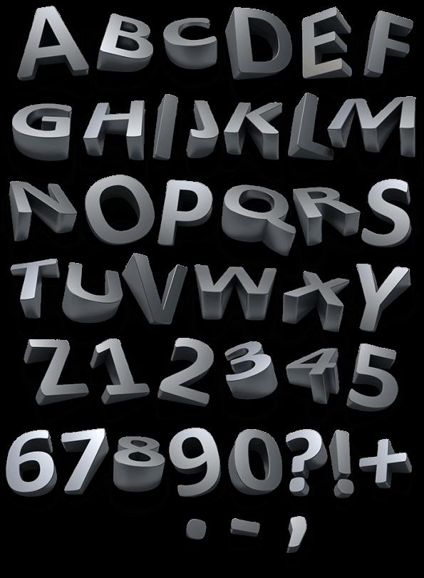 Shadow dark Font