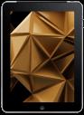 Trigold gold Font