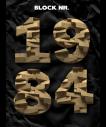 Abstract Blocks handmade Font