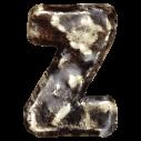 Black Brass Font