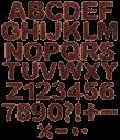 Bread dark Font