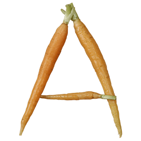 Simple Carrot Font