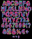 Color Boom handmade Font