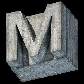 Stunning Concrete Block Font