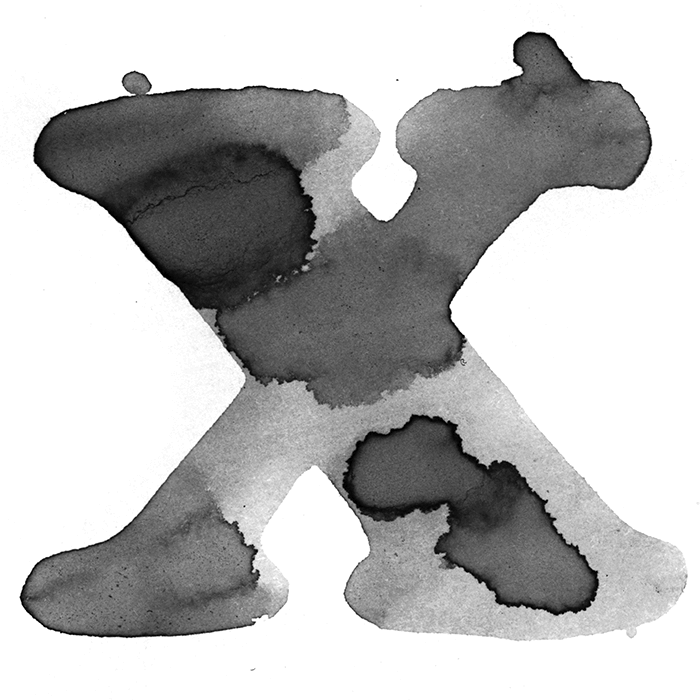 Cooper Watercolor Font