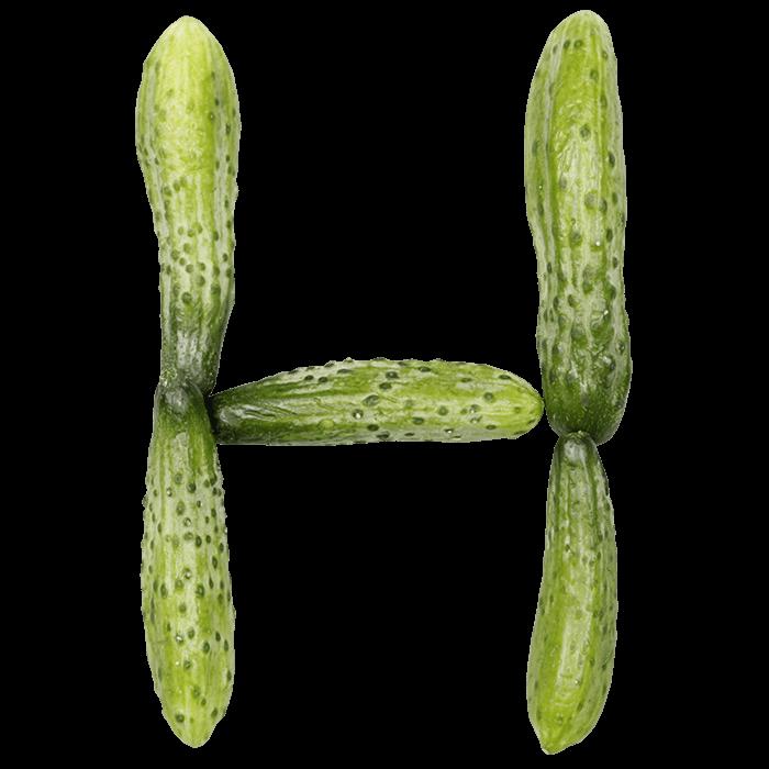 Cucumber Font