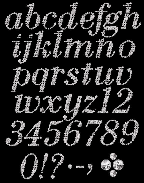 Diamond bright Font