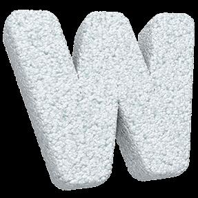 Geek Foam Plastic Font