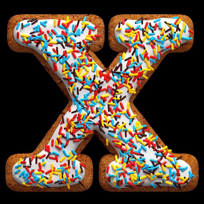 Gingerbread Colors Font