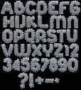 Helix grey Font