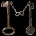 Keys Font