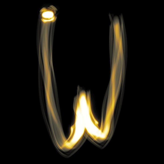 Lights Font