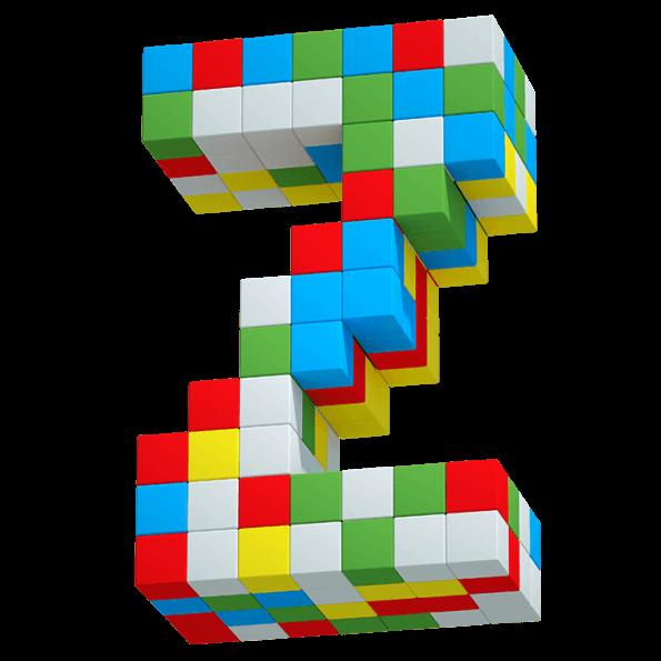 Pixel World Font