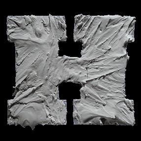 Monumental Plaster Font