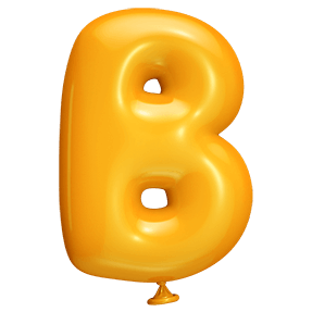 Yellow Balloon Font