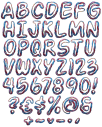 Color Twist fancy font