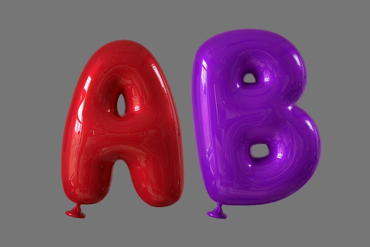 Happy Balloon Font OpenType