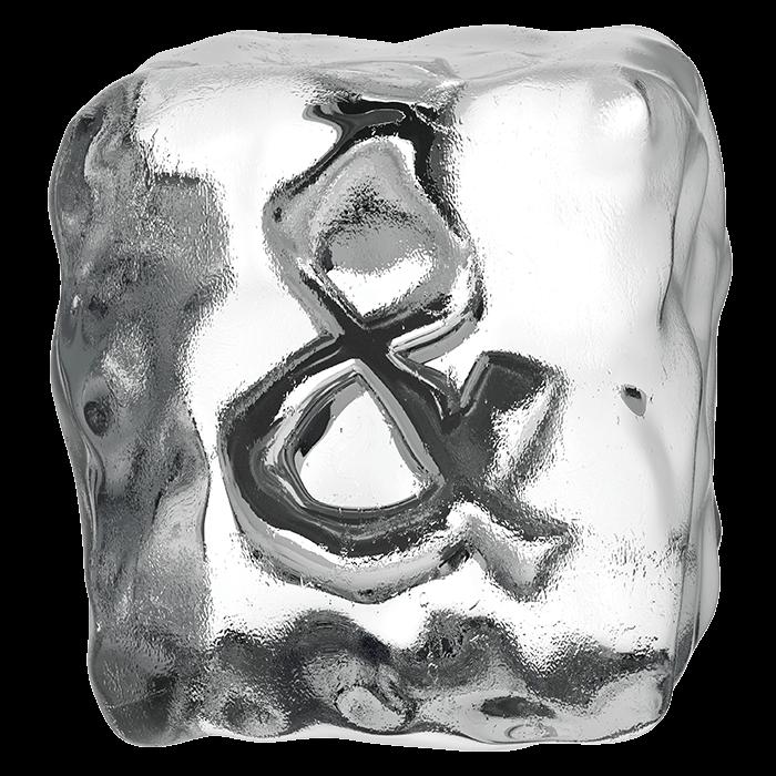 Ice Cube Font