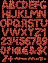 Tomato font design