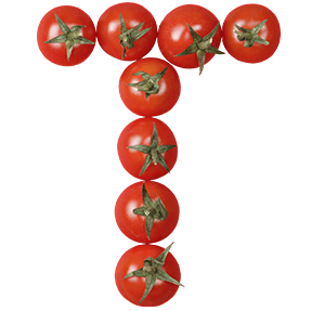 Dotted Tomato Font