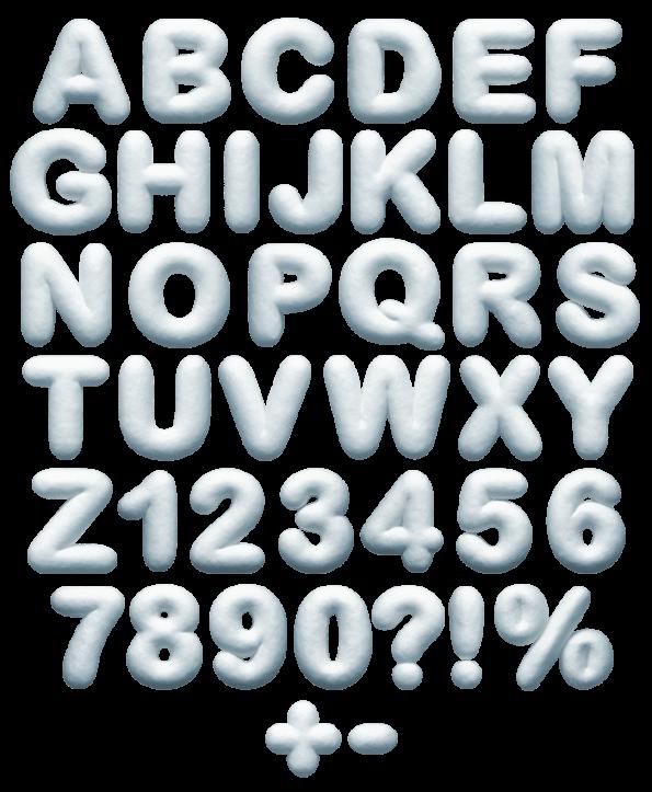 Snow white Font