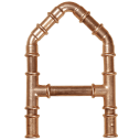 Copper Pipe Font