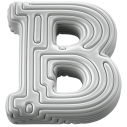Fragment Lines Font
