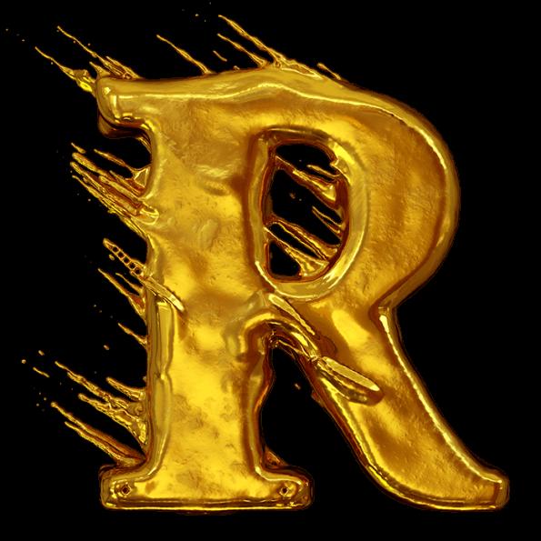 Golden Wind font
