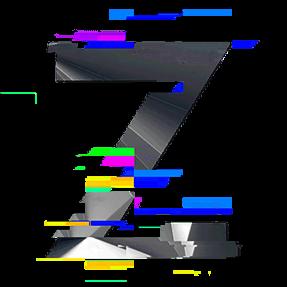 Futuristic Glitch Font